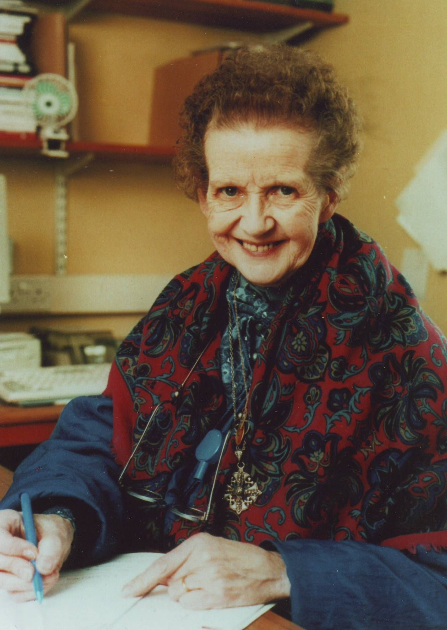 Ilustracja do informacji: Margaret Susan Ryder, Baroness Ryder of Warsaw